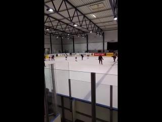 Тренировка сборной в Кельне 12.05