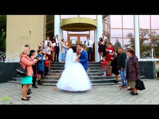 |Wedding day| Виталий & Ксения - свадебный клип (осень)