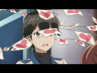[AniDub] 2 серия - Если бы я сломал её флаг... / Kanojo ga Flag o Oraretara