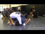 Marcelo Garcia - Demian Maia (тренировка)