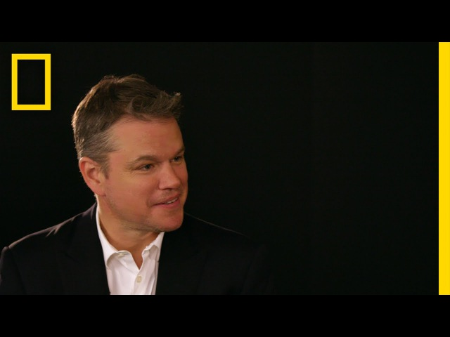 Exclusive: Matt Damon Gets Emotional About Global Water Crisis | National Geographic
