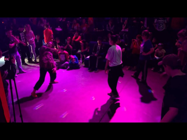 Hip Hop Pro 1x1 OM vs Uranty