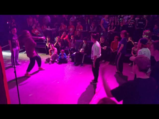 Hip Hop Pro 1x1 OM (win) vs Uranty Tiebrake