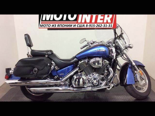 MOTO-INTER MОТО из США 2008 HONDA VTX1800 Tourer