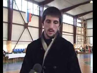 РЕН ОГНИ; Трехкратный чемпион мира М.Калабеков