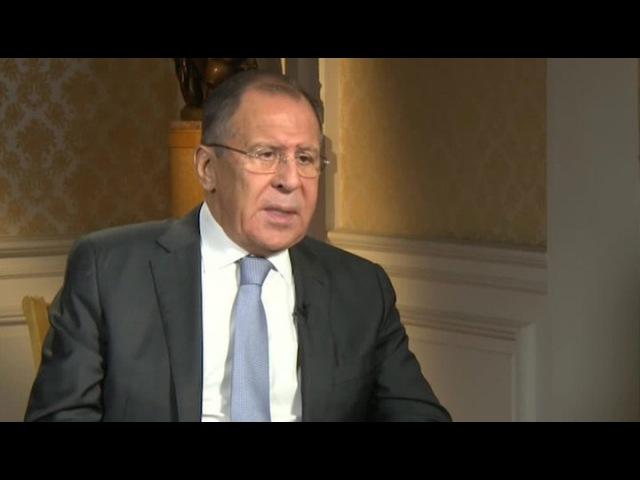 Вести.Ru: Лавров рассказал о смелости Трампа, смехе Керри и дипломатическом грабеже