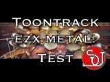 Toontrack METAL! EZX - AXE FX II - EMG 60