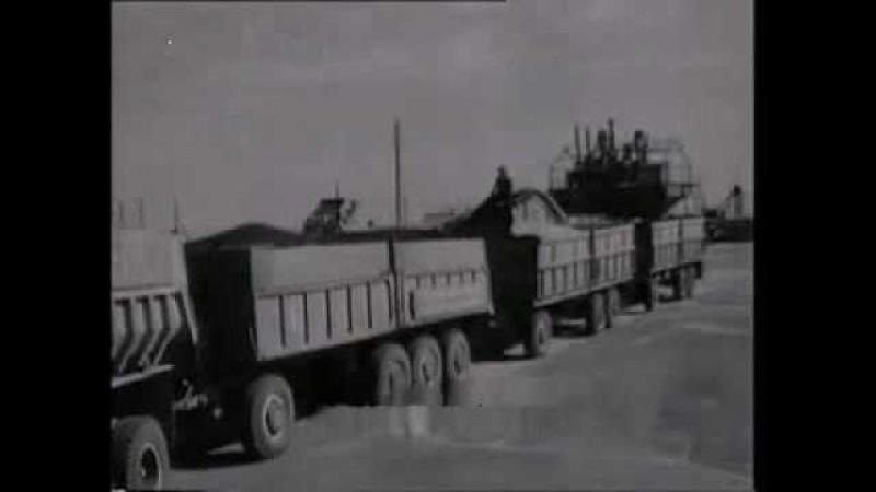 КрАЗ 100 тонн 1978