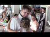 Свадьба Димы и Эмилии - Сергей Куприк - Белый лебедь на пруду, Какая ты красивая