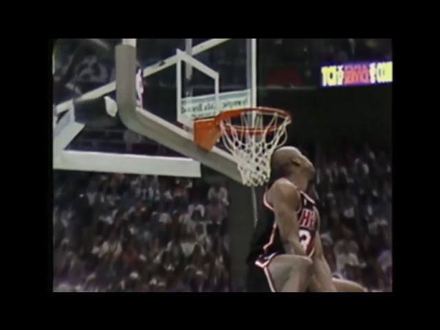 Harold Miner - 1993 NBA Slam Dunk Contest (Champion)