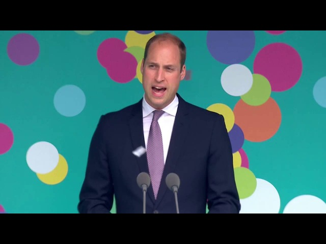 The Queen's and The Duke of Cambridge's speech at The Patron's Lunch