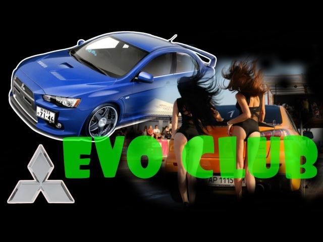 EVO CLUB - Street Racing (Mitsubishi Lancer Evolution X)