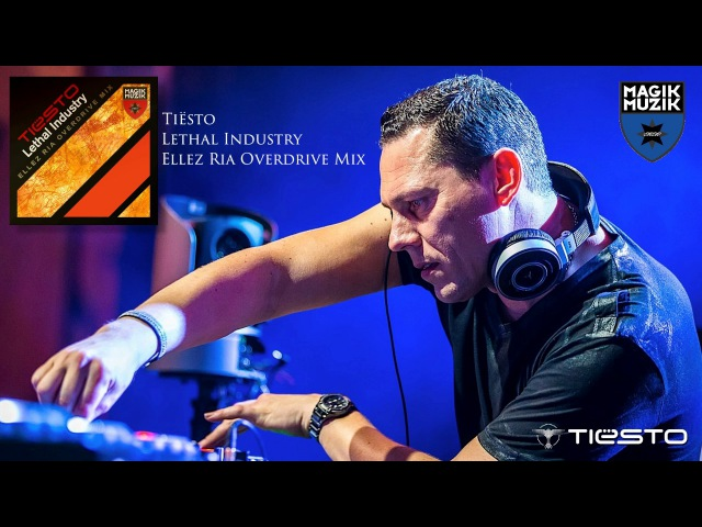 Tiësto – Lethal Industry