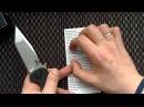 Нож zero tolerance 0620,zt 0620.Реплика Китай.