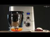 Черничные оладьи/панкейки за 10 минут Kenwood Cooking Chef рецепт
