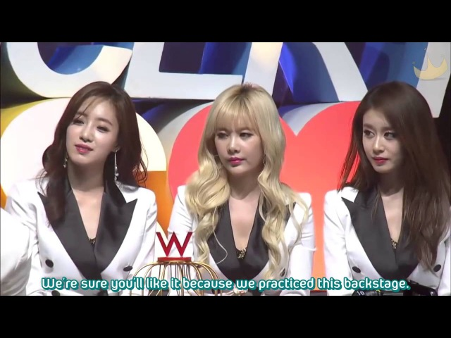[Diadem Subs] 160521 FPlus 52 Mini Concert - T-ara MIC - Talk Cut