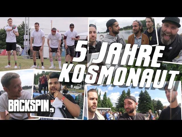 Die Festivalsaison geht los! - Zino auf dem Kosmonaut Festival mit Kraftklub, Chima Ede, Mackes uvm.