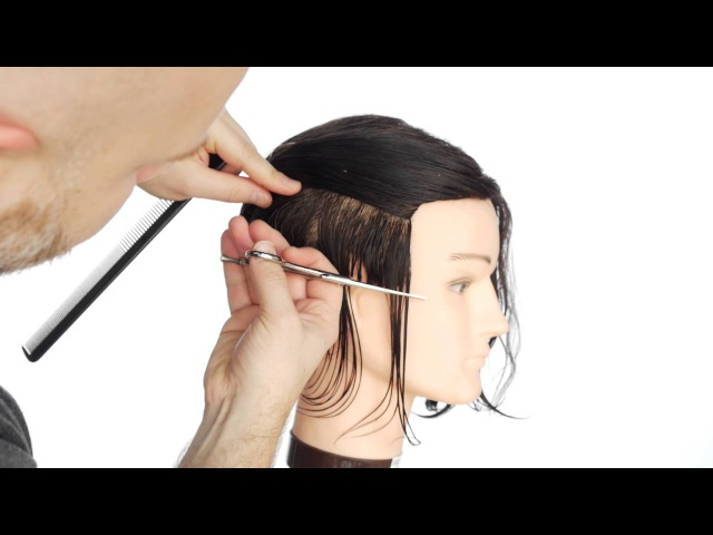 Johnny Depp Sauvage Dior Ad Hair Tutorial - TheSalonGuy