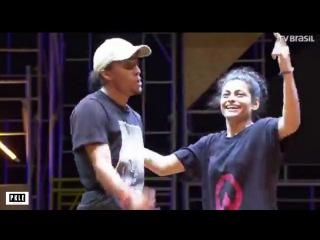 MARVIN (FRA) vs LUANA (BRA) -RIO H2K BATTLES =FINAL HIP HOP   Danceproject.info