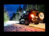 Внедорожная подготовка Toyota Land Cruiser 200 off road (тест драйв)
