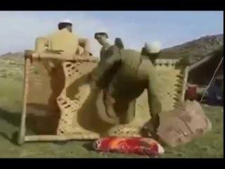 Pathan prank goes wrong pashto funny video,,,