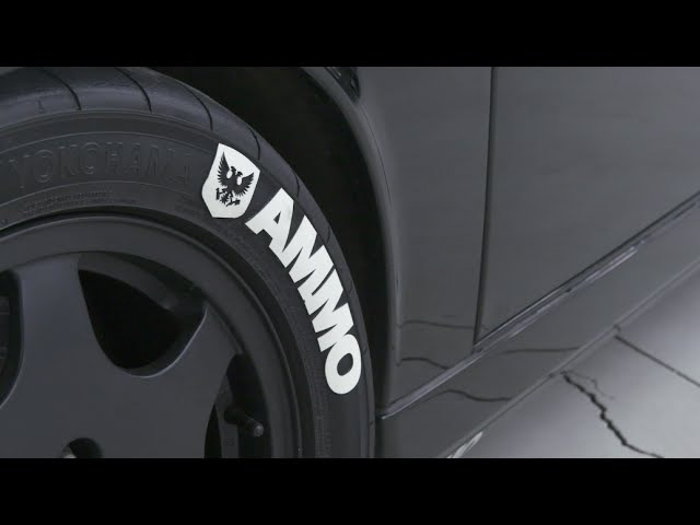 How to Install Tire Letters