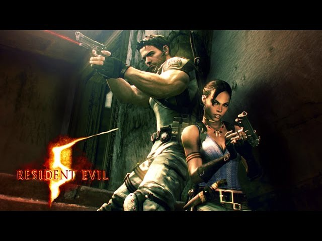 Resident Evil 5 Game Movie (All Cutscenes) 1080p HD