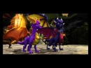 Spyro and Cynder - Jai Ho!