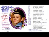 Boy soprano soloist of the Vienna Boys' Choir sings Heidenroslein, Schubert, ~1970, from vinyl LP