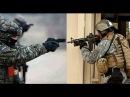 Russian Spetsnaz ''ALFA'' officer Dmitri Stepanov Vs. US Marine officer Dennis Lane!