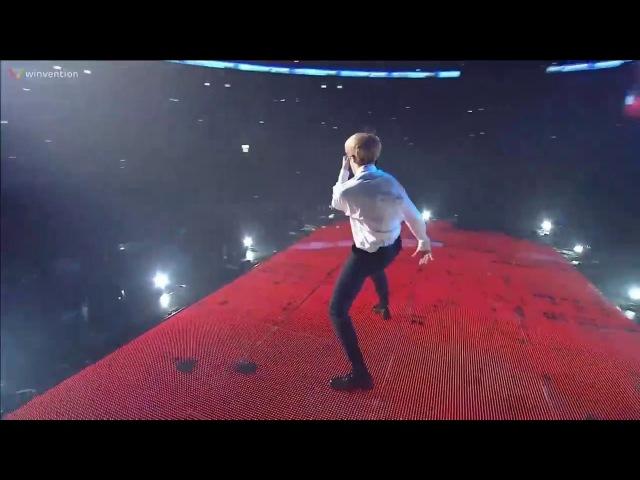 [170119] SMA BTS (방탄소년단) J-Hope Boy Meets Evil Solo Dance Performance
