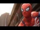 Человек-паук на Playstation 4 [ Трейлер игры ]