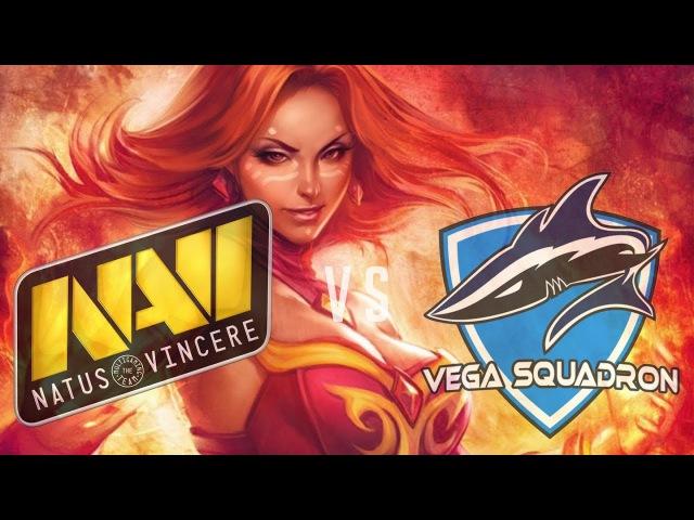 Последний шанс для Navi и Vega на выход в Плей-офф | Отборочные игры на The International 2017