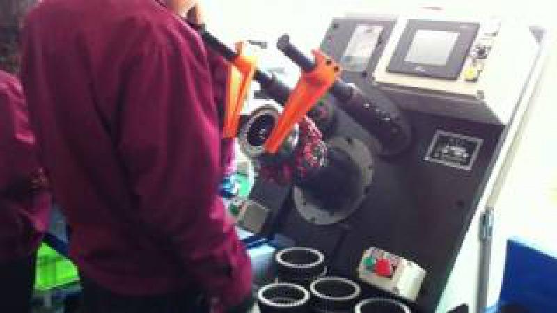 Автоматизированное производство обмотки генератора