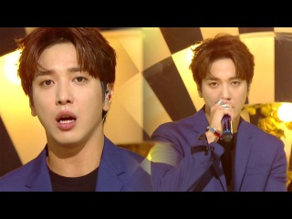 JUNG YONG HWA - That Girl | Inkigayo 20170723