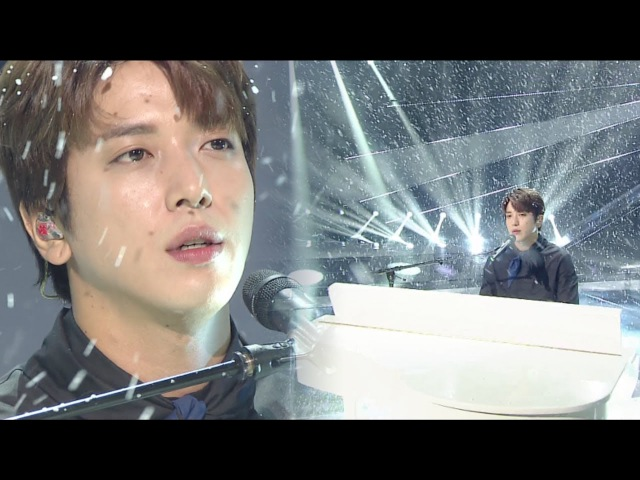 《Comeback Special》 JUNG YONG HWA (정용화) - Lost in Time (널 잊는 시간 속) @인기가요 Inkigayo 20170723
