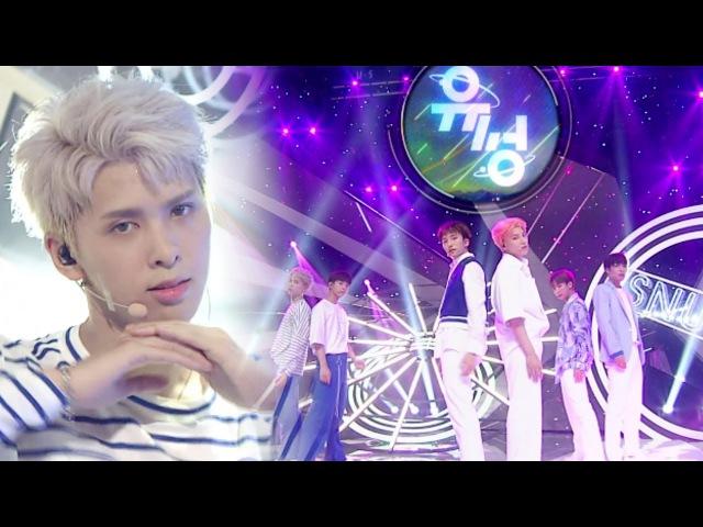 《Comeback Special》 SNUPER (스누퍼) - The Star of stars (유성) @인기가요 Inkigayo 20170723