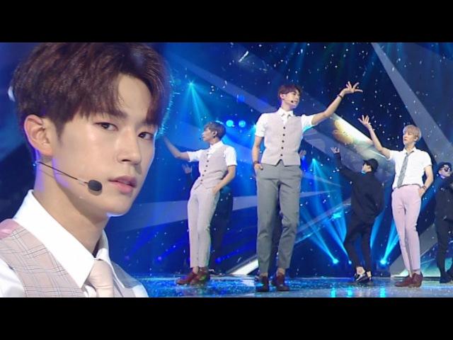 《Comeback Special》 크나큰(KNK) - 비 (RAIN) @인기가요 Inkigayo 20170723