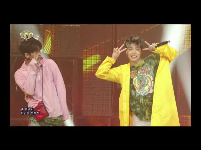 IKON - 'BLING BLING' 0618 SBS Inkigayo