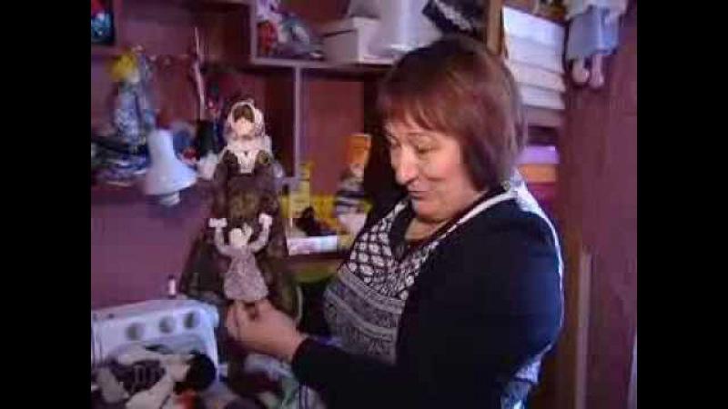 Кукла ручной работы мастерицы из Чесмы произвела фурор на выставке в Германии