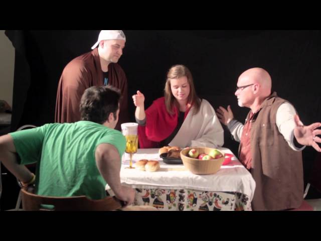 Supper at Emmaus by Caravaggio (Group 2)