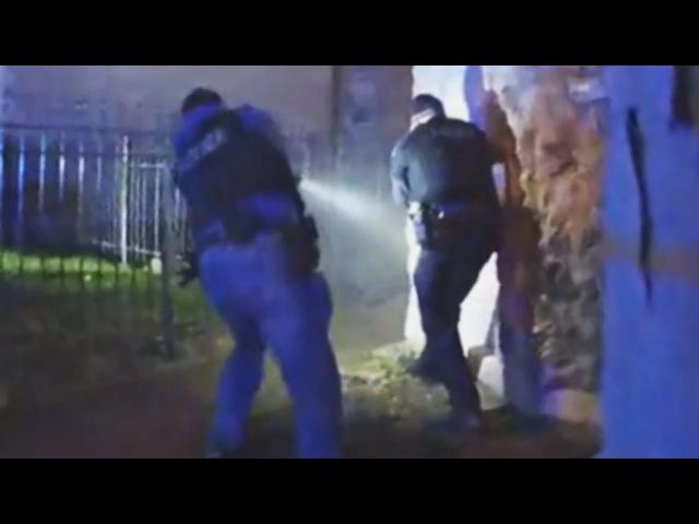 Перестрелка в Чикаго с полицией
