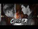 Closer • alec x jace (jalec) shadowhunters