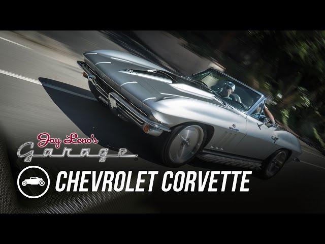 Joe Rogans 1965 Chevrolet Corvette Stingray Restomod - Jay Lenos Garage