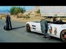 Final Fantasy XV Aranea gives no damn about Pushing The Car