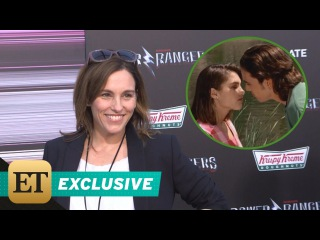 EXCLUSIVE: Original Pink Power Ranger Amy Jo Johnson on Whether Tommy and Kimberly Ended Up Toget