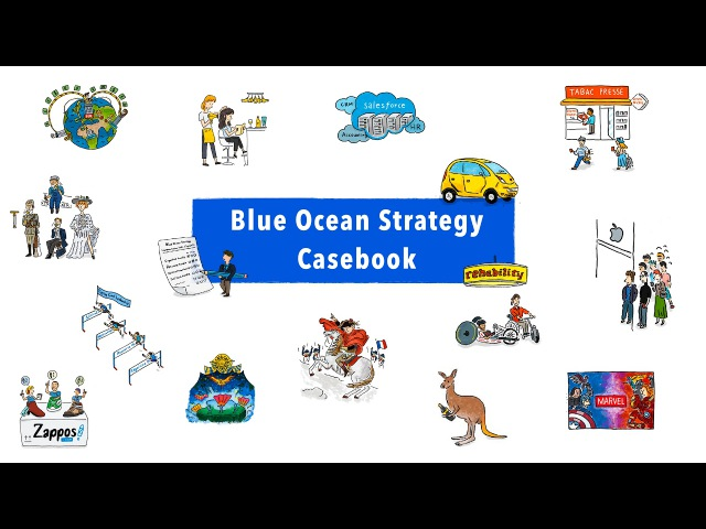 blue ocean strategy salesforce About blue ocean strategy blue ocean strategy provides a systematic approach to making the competition irrelevant salesforce (1) samsung (2.
