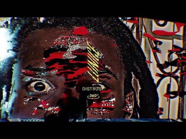 LUNICE - Distrust (feat Denzel Curry, JK The Reaper Nell)