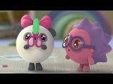 Малышарики - Чей хвостик (64 серия) Обучающие мультики для самых маленьких