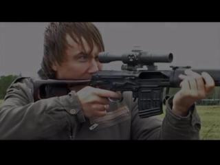 Снайперская винтовка Драгунова (СВД). Телепрограмма. Оружие ТВ